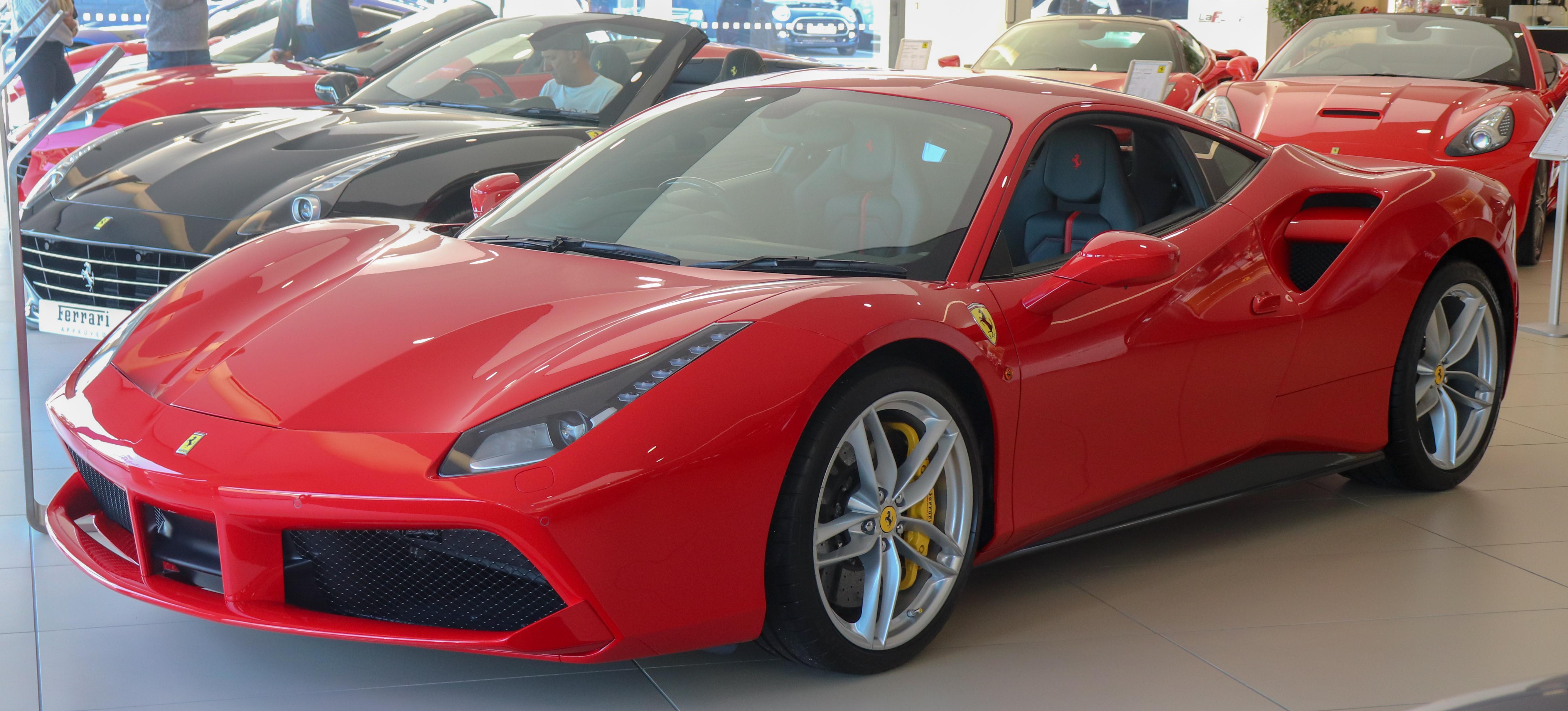 Ferrari 488 - Wikipedia