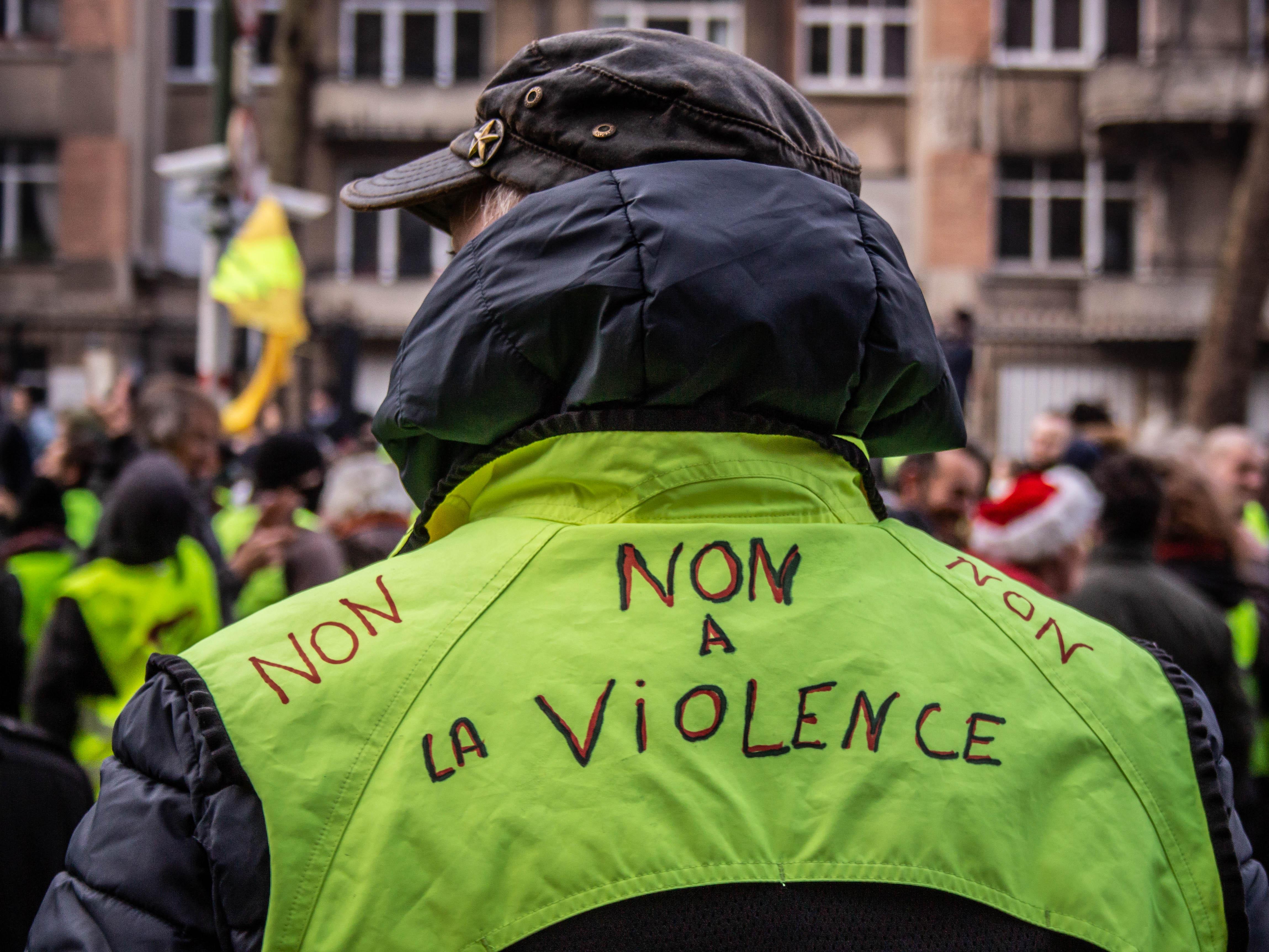Yellow Vests Movement Wikiquote