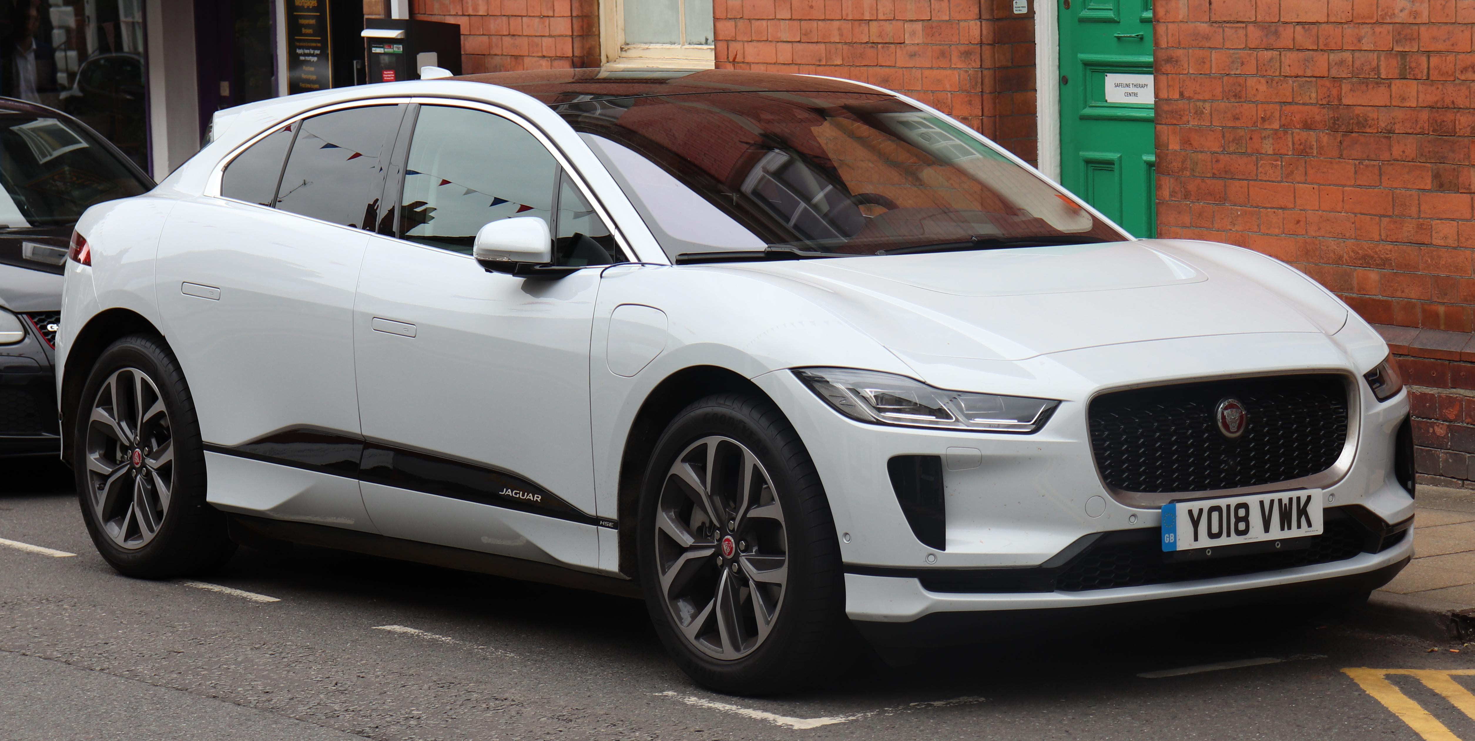 2019 Jaguar I-Pace EV: Design, Specs, Mileage, Price >> Jaguar I Pace Wikipedia