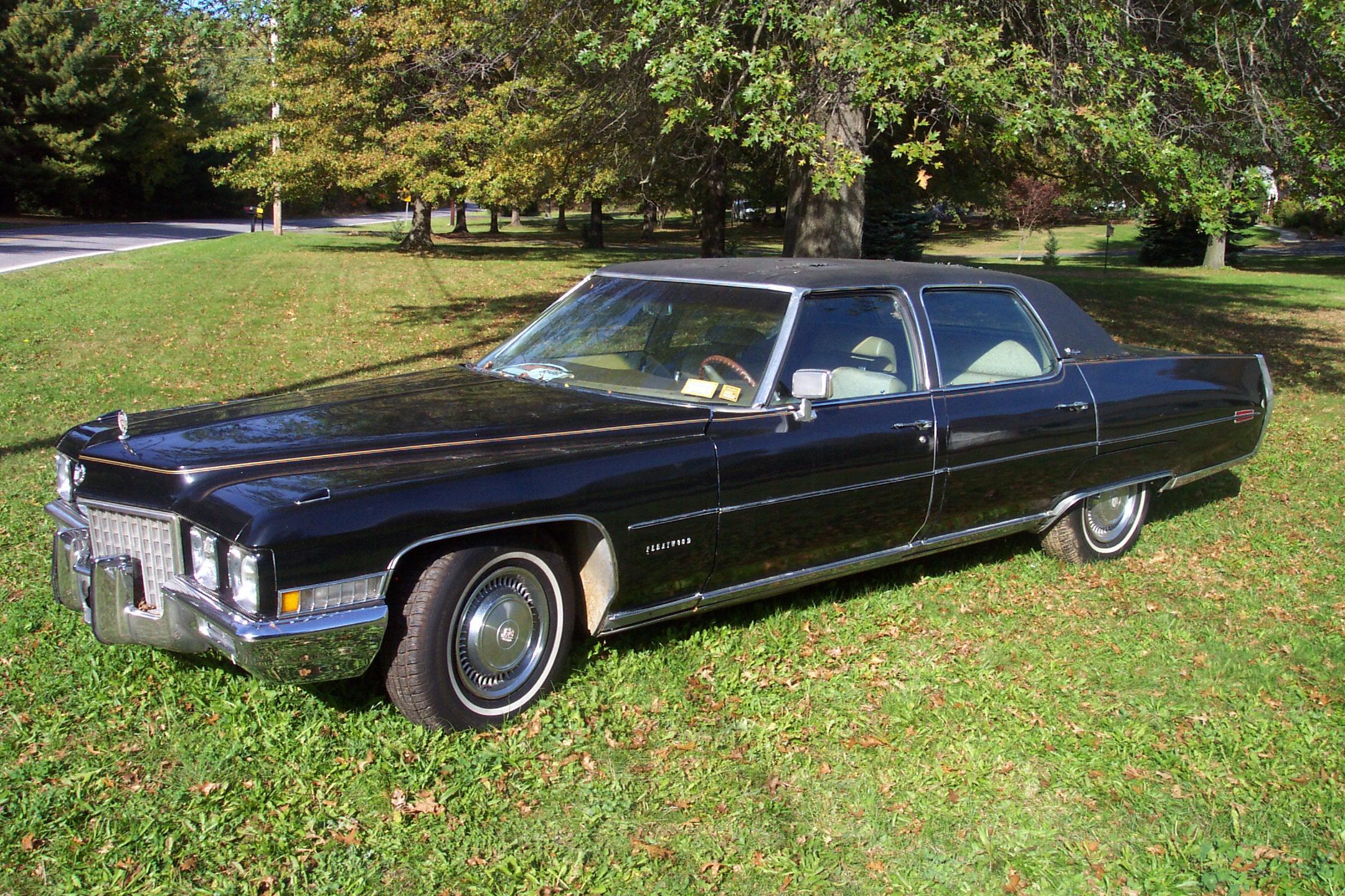 Cadillac Fleetwood Brougham - Wikiwand