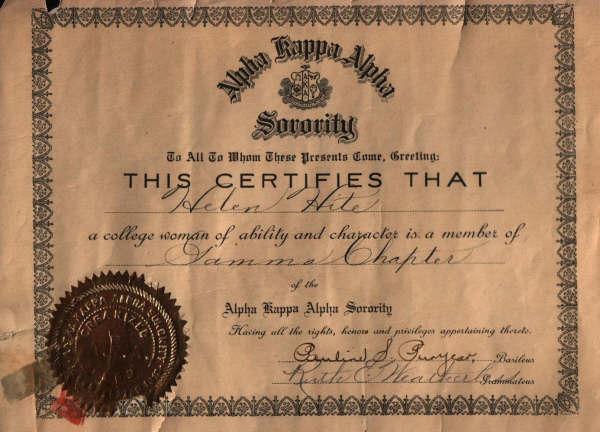 Alpha Kappa Alpha Sorority Originalpeople