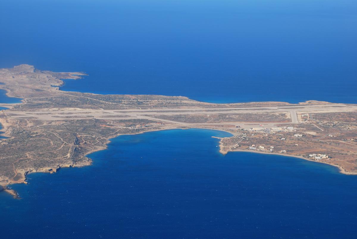 Is Rhodes An Island