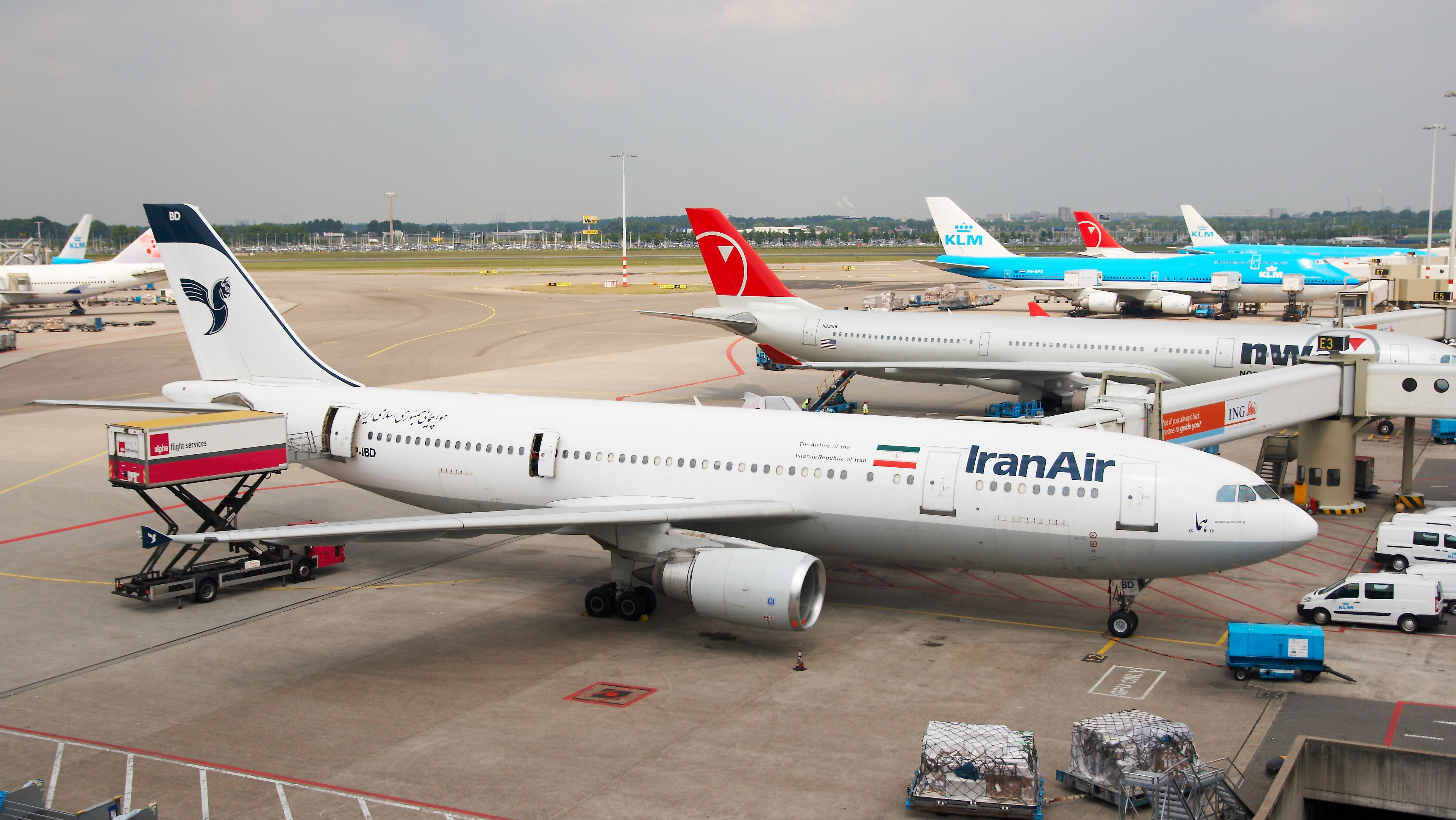 File Airbus A300b4 605r Iran Air Ep Ibd Eham Jpg