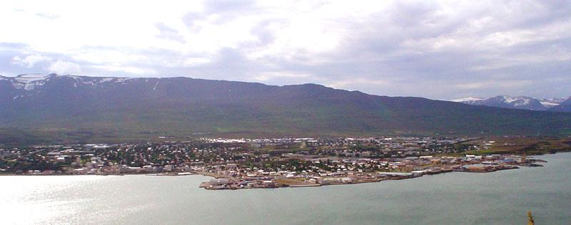 Akureyri – Wikipedia, wolna encyklopedia