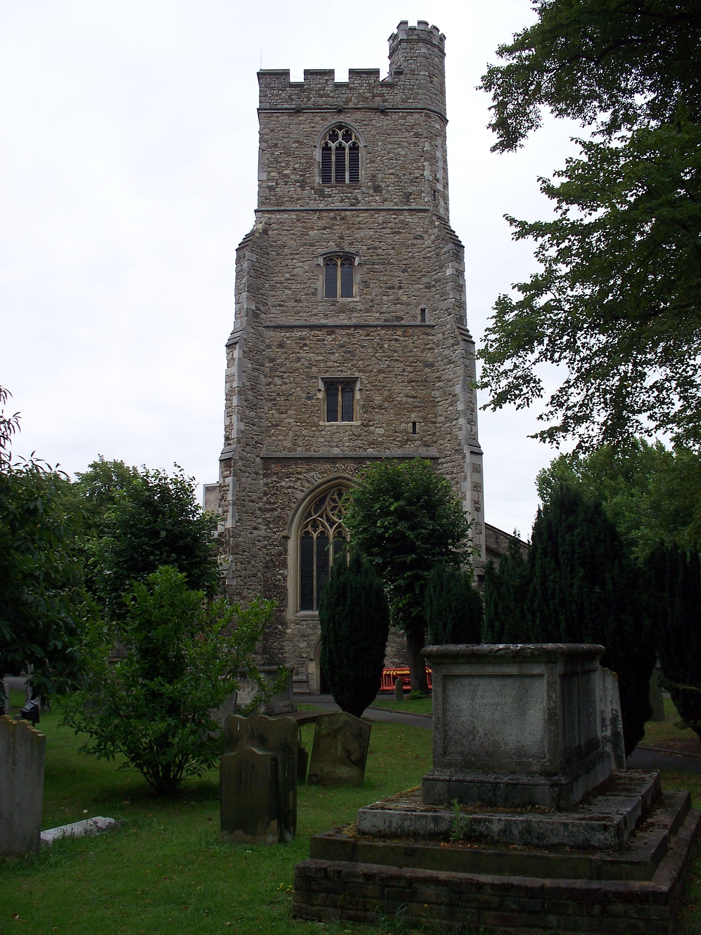 Exceptional Broadcast Church #1: All_Saints_Church_Fulham.JPG