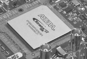 En FPGA