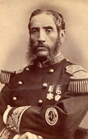 Andrés Avelino Cáceres peruvian politician, military