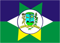 Bandeira de Santa Izabel do Oeste