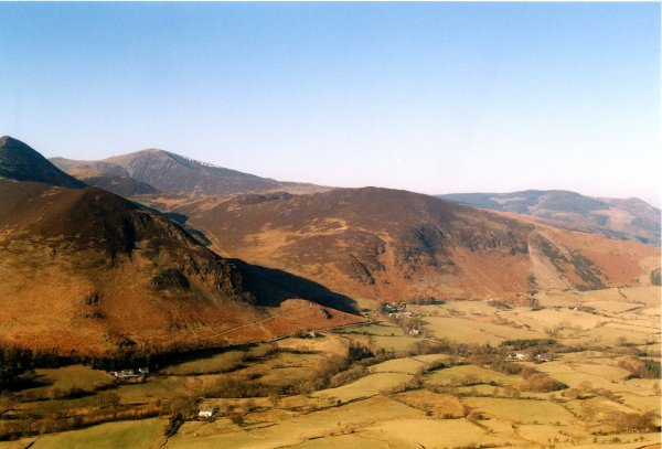 Barrow from Catbells - geograph.org.uk - 77311