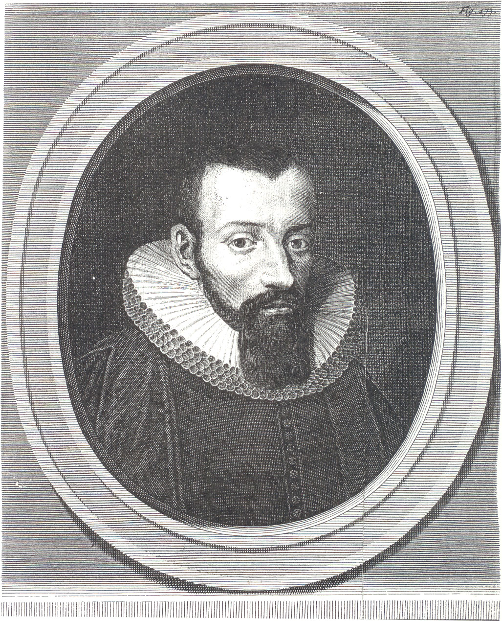 Bartholomäus Keckermann.