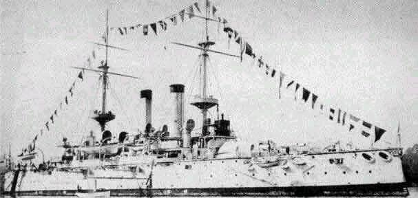 Фудзи — броненосец Японского императорского флота.