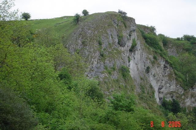 Beeston Tor - geograph.org.uk - 63151