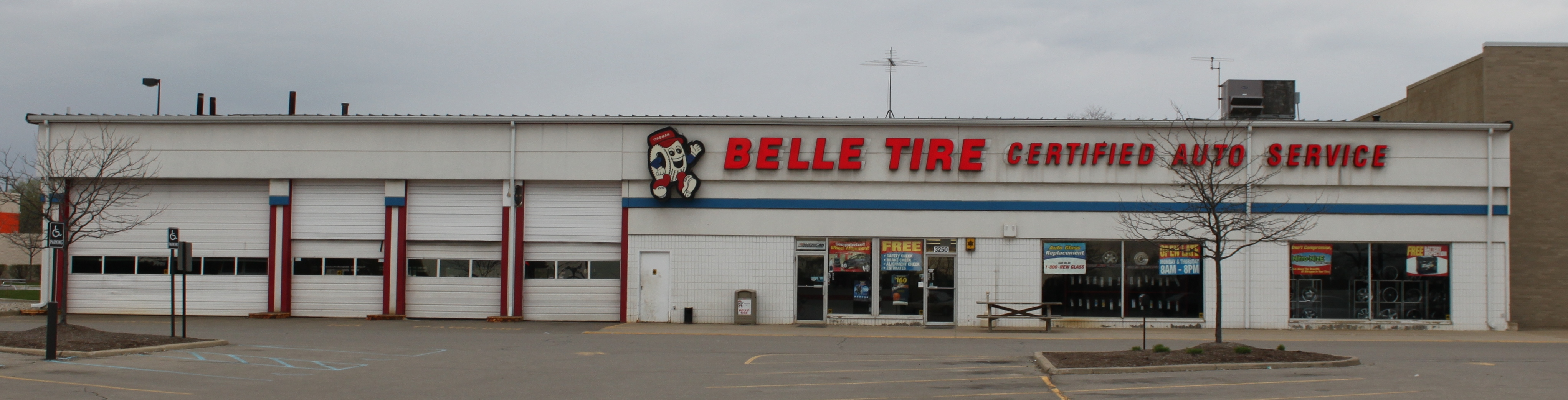 How to Use Belle Tire Coupons Belle Tire is a tire retailer based in Detroit, Michigan. You can find rebates, special offers and discounted pricing on their website.