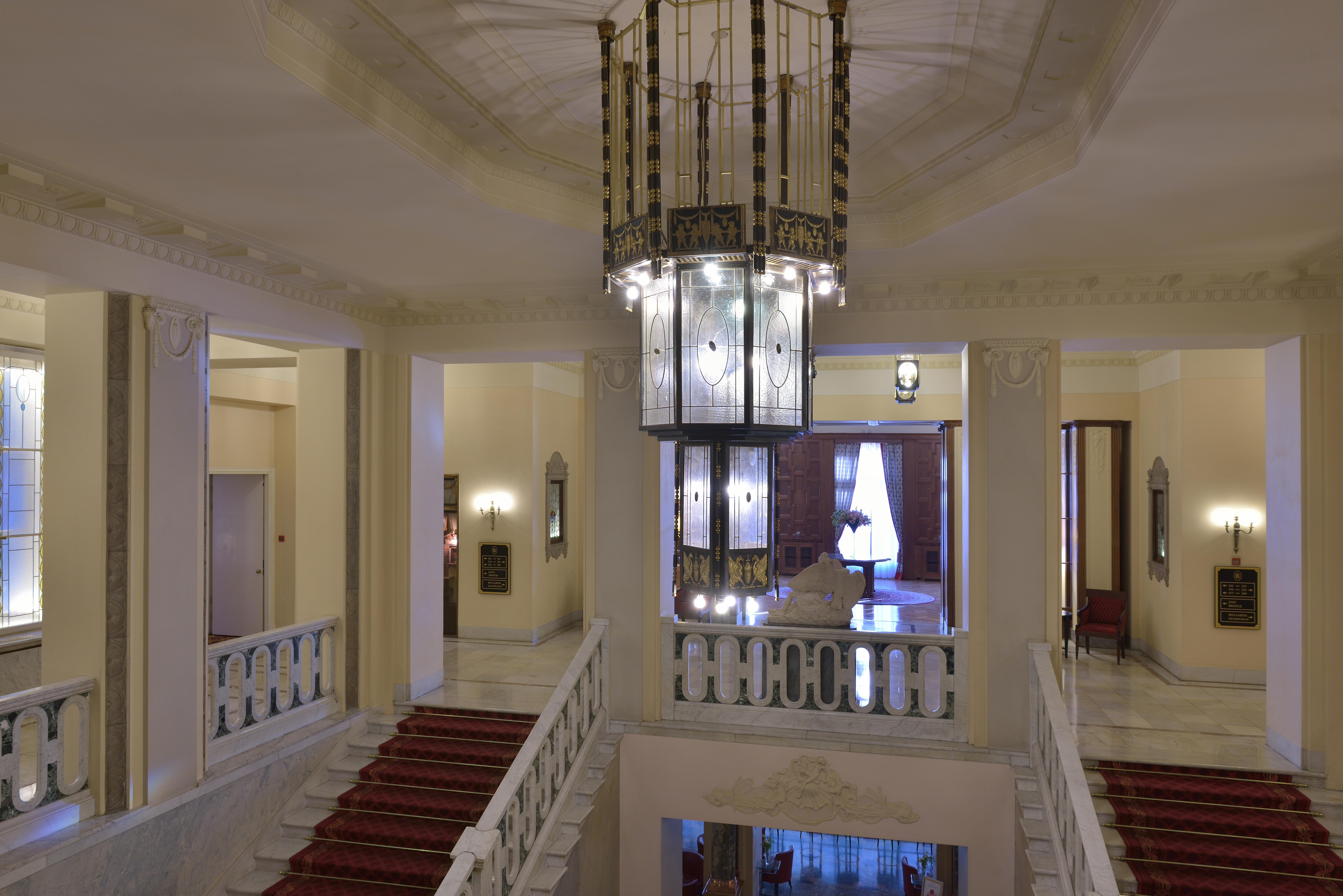 File Belmond Grand Hotel Europe Saint Petersburg stairway
