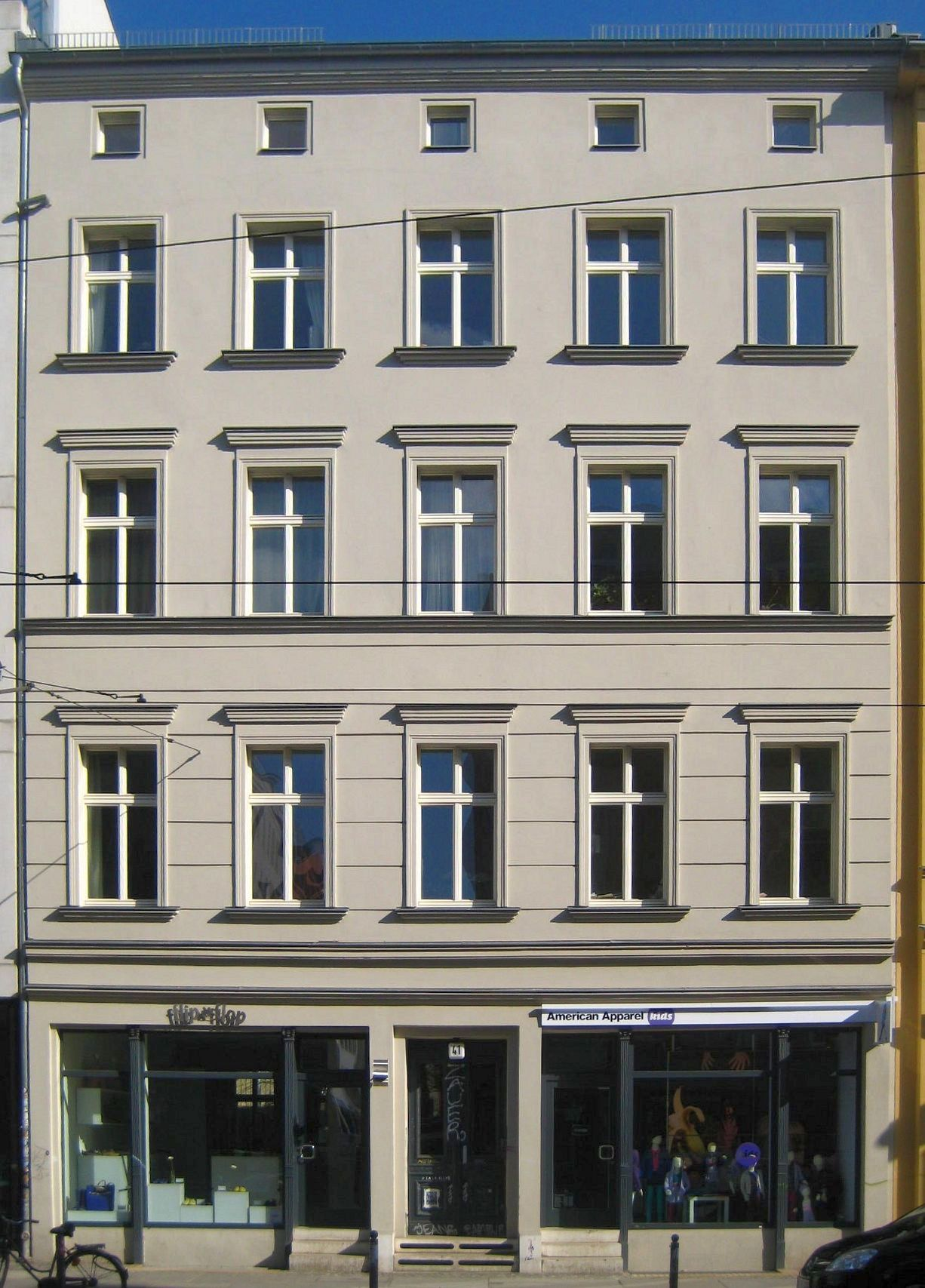 datei berlin mitte alte schoenhauser strasse 41 wikipedia. Black Bedroom Furniture Sets. Home Design Ideas