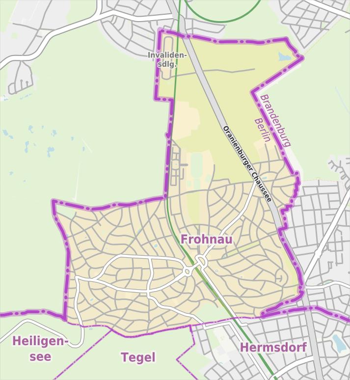 wiki Liste der Straßen und Plätze in Berlin Schöneberg
