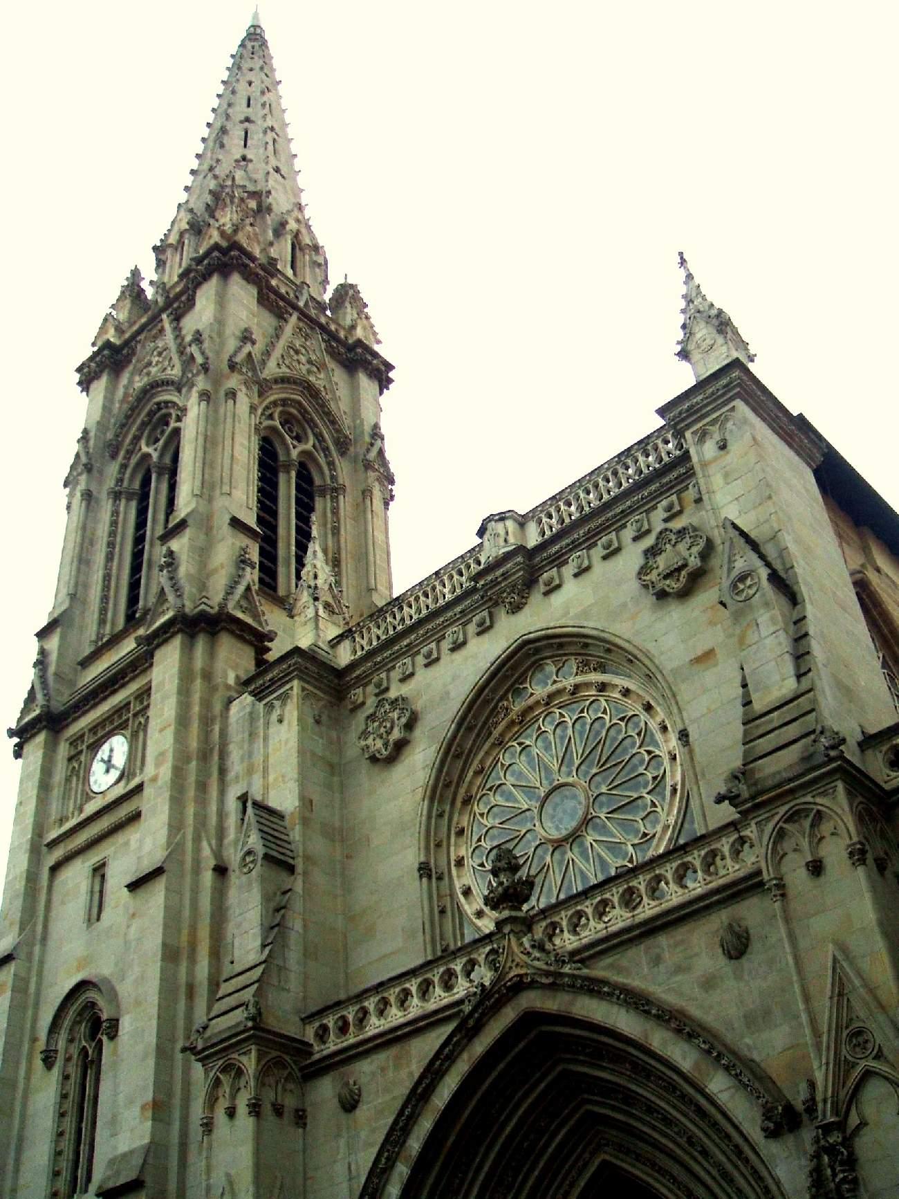 Bilbao - Catedral de Santiago 44.JPG
