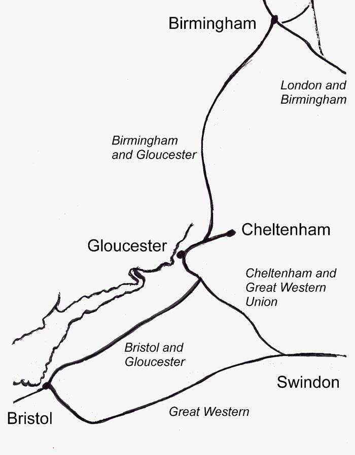 Birmingham And Bristol Railway