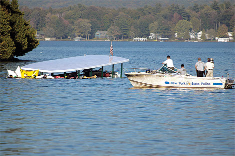 Ethan Allen boating accident - Wikipedia