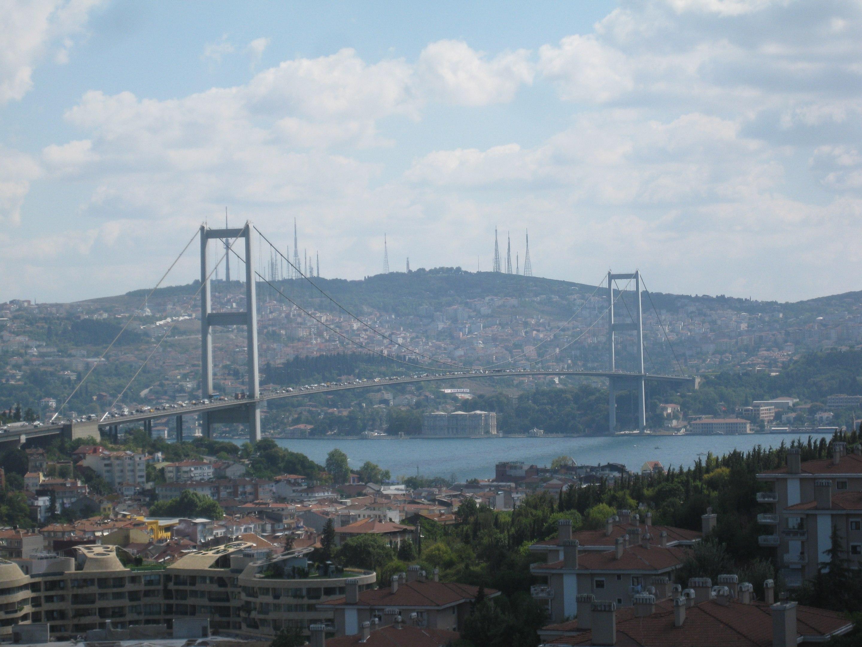 C A Turkey Istanbul File:Bosphorus Bridge,...