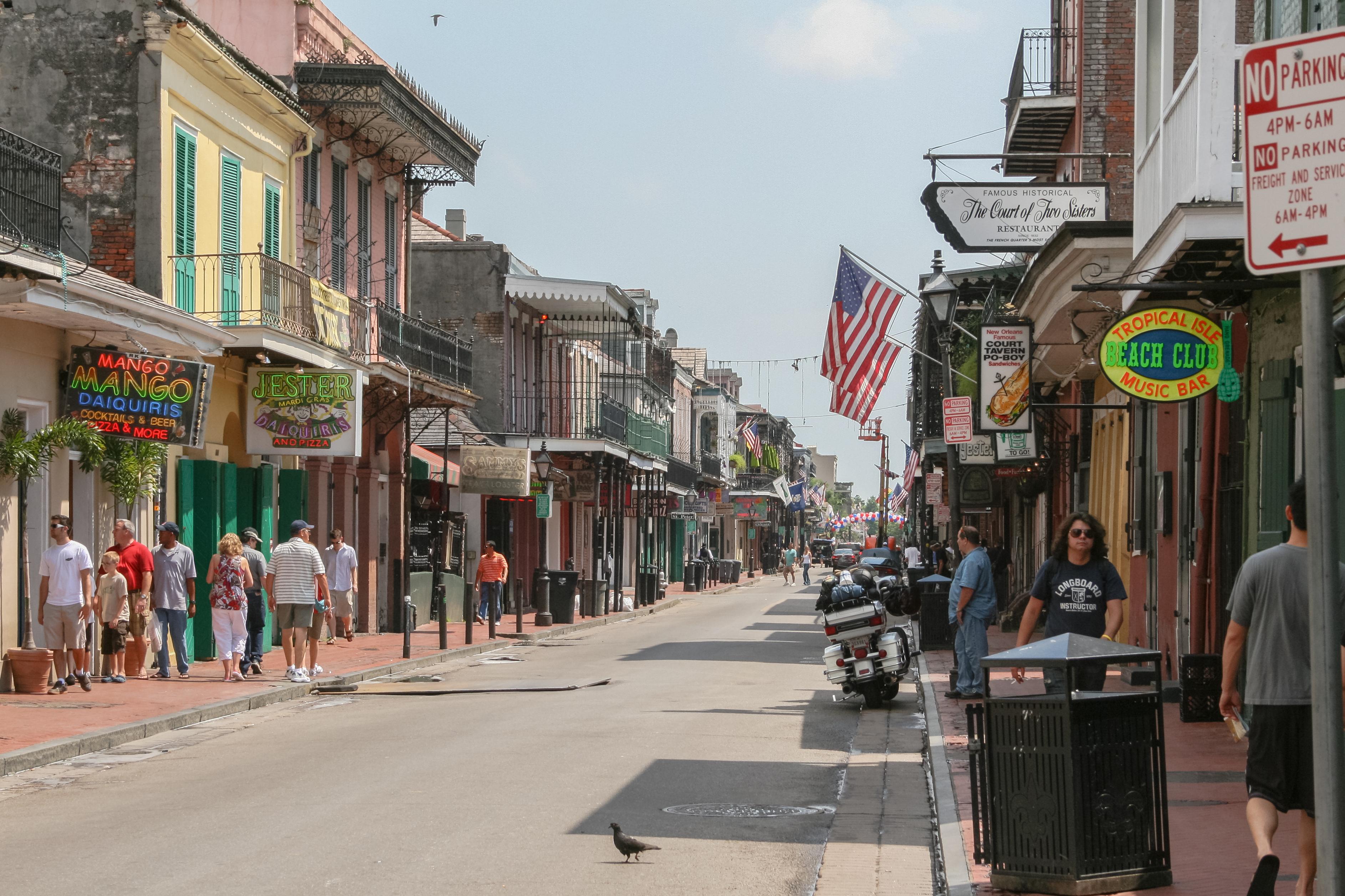 French Quarter New Orleans Car Rental