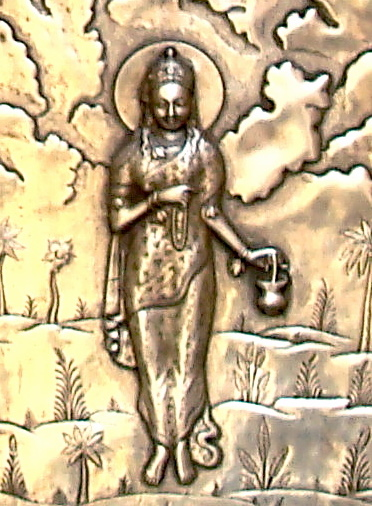 https://upload.wikimedia.org/wikipedia/commons/3/37/Brahmacharini.jpg