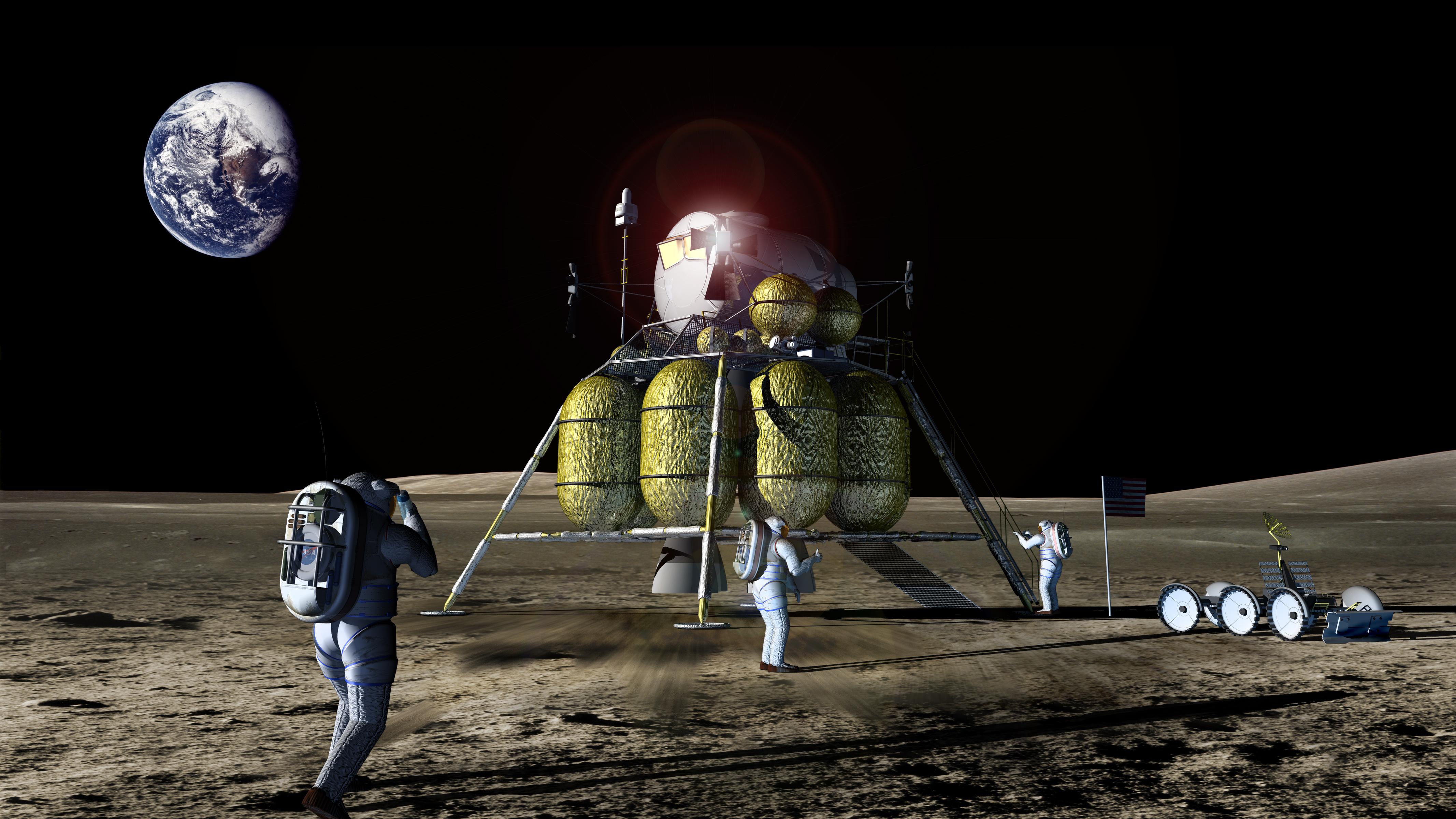 spacecraft found on moon - 1272×715