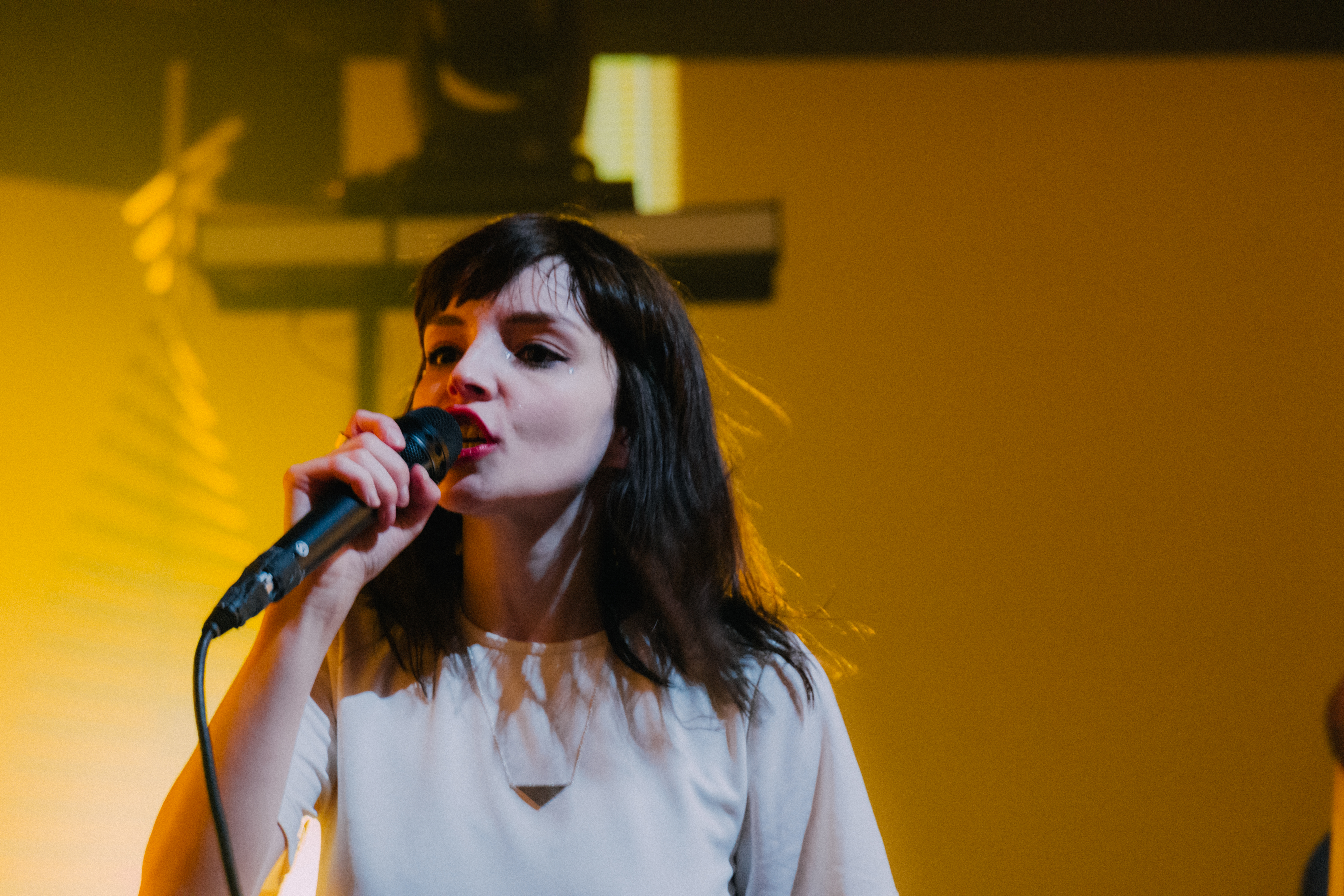 Picture of a band or musician: Lauren Mayberry
