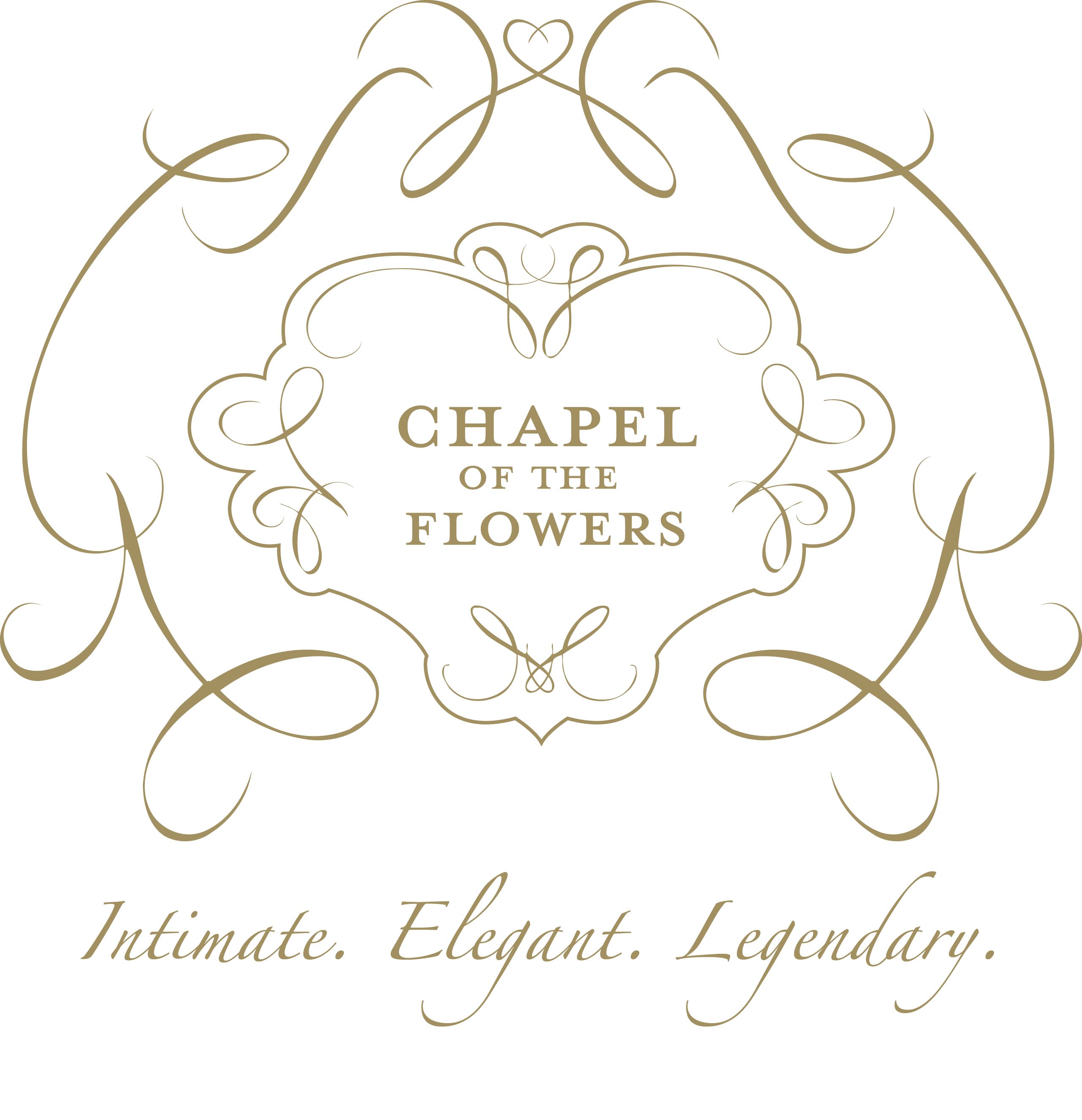 las vegas wedding chapel flowers