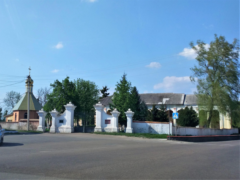 File:Carmelite monastery in Dubno jpg - Wikimedia Commons
