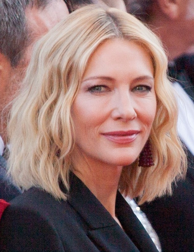 Blanchett at the [[2018 Cannes Film Festival]]