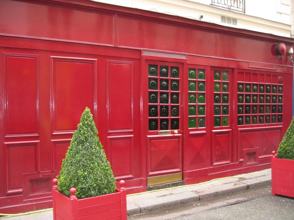 Restaurant Chez Regine Nages