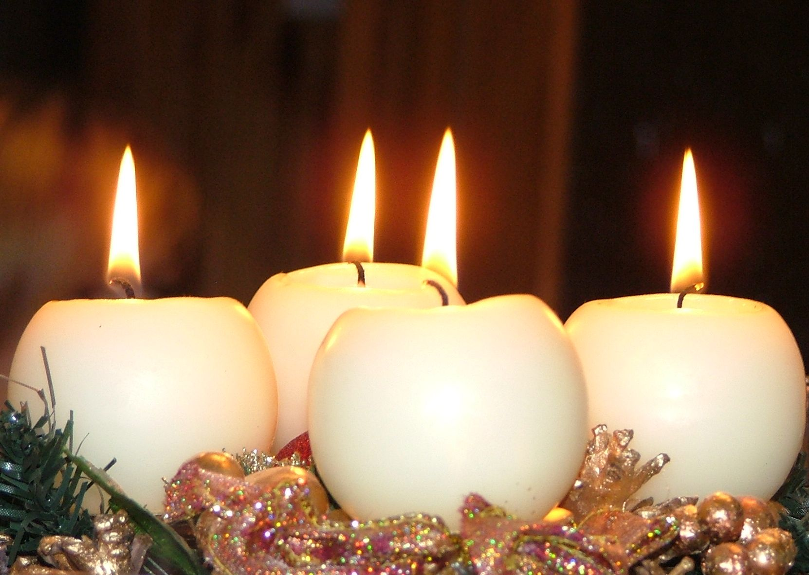 Impressive Christmas Candles Decoration Ideas 1662 x 1182 · 208 kB · jpeg