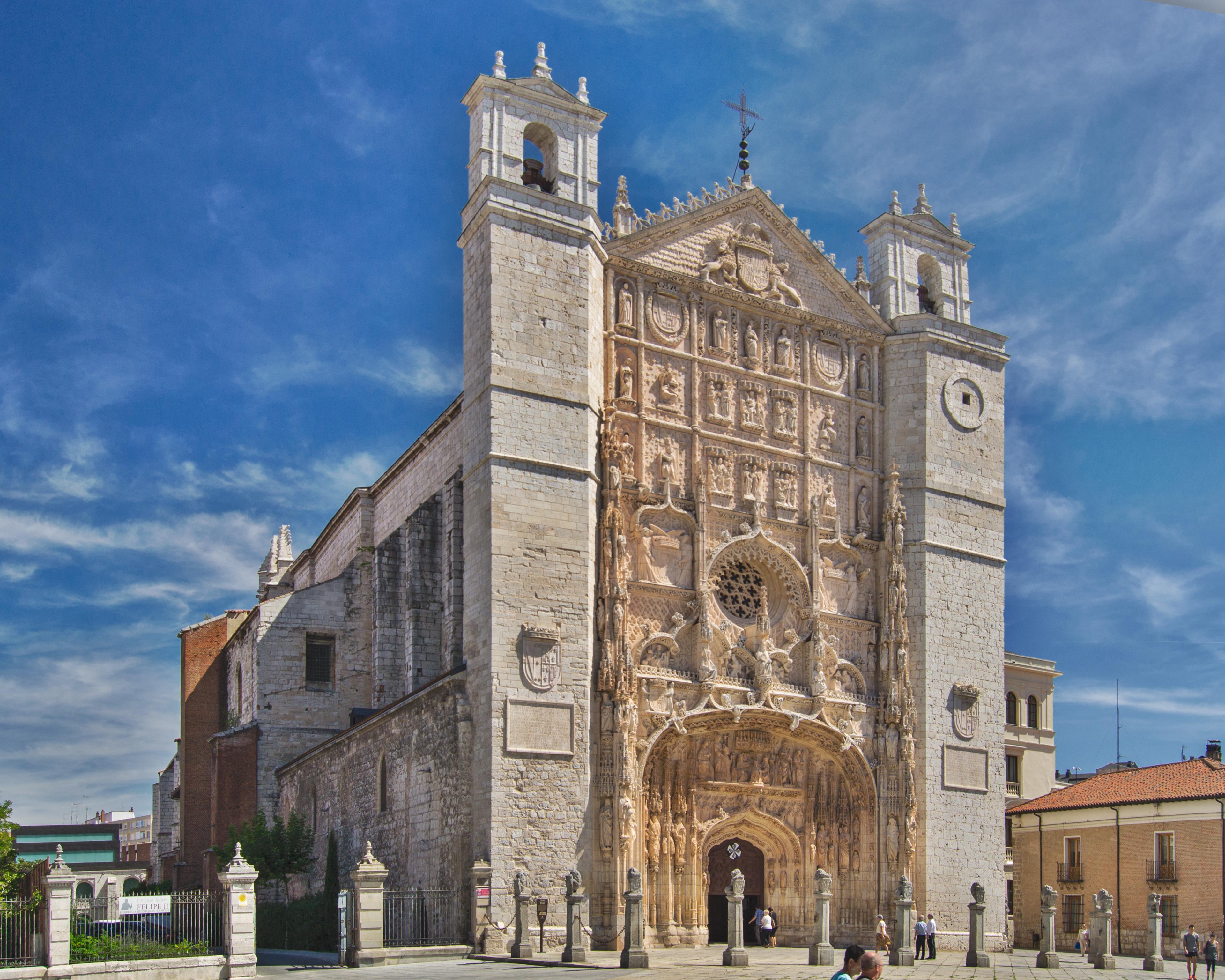 Iglesia de San Pablo (Valladolid) - Wikipedia, la enciclopedia libre