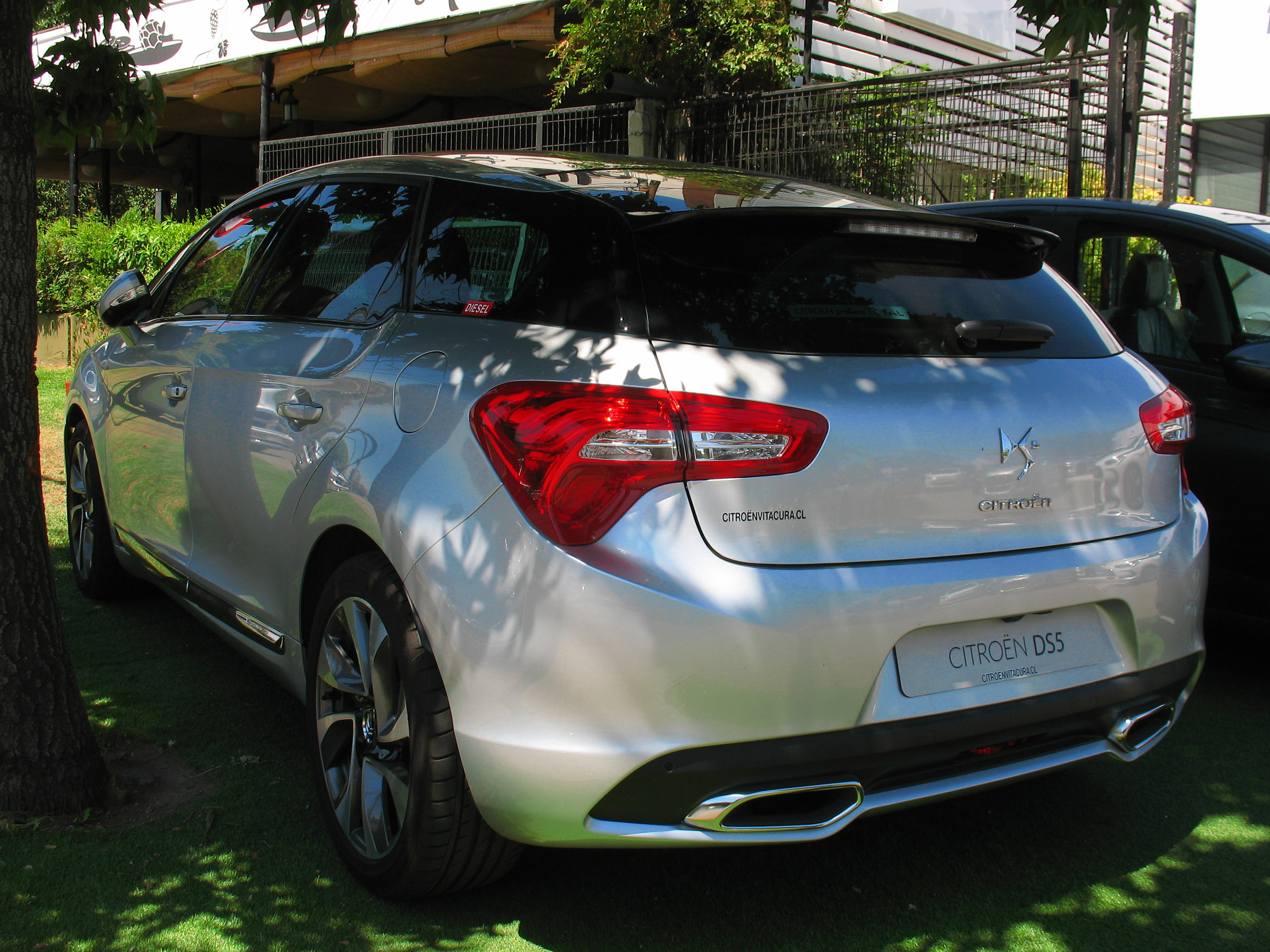 Citroën DS5: la nostra prova su strada (foto e video ...
