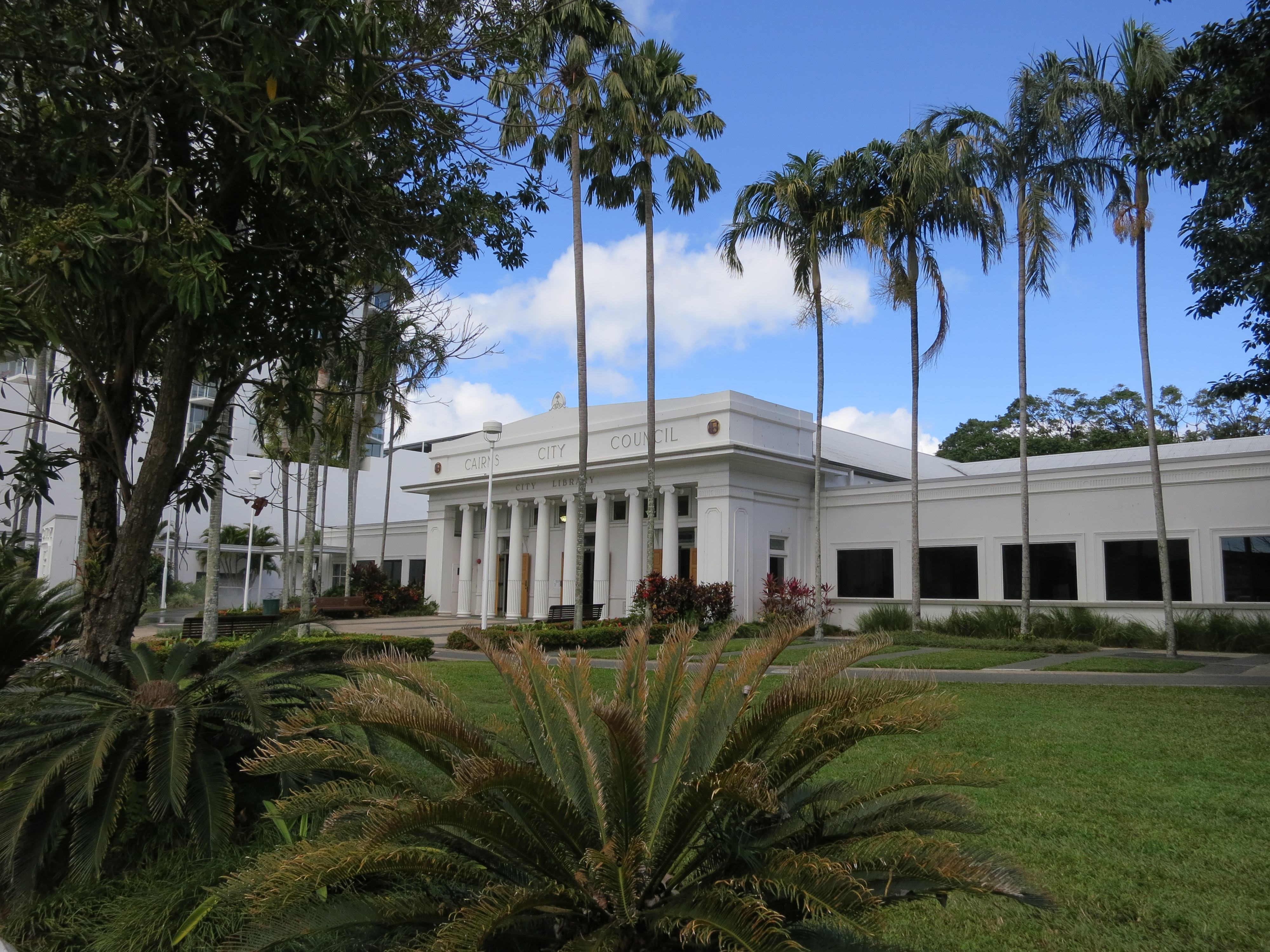 File:city Library Cairns