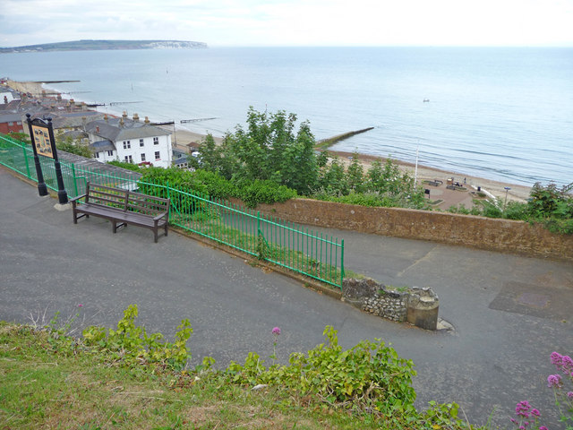 Clifftop, Shanklin - geograph.org.uk - 1483639