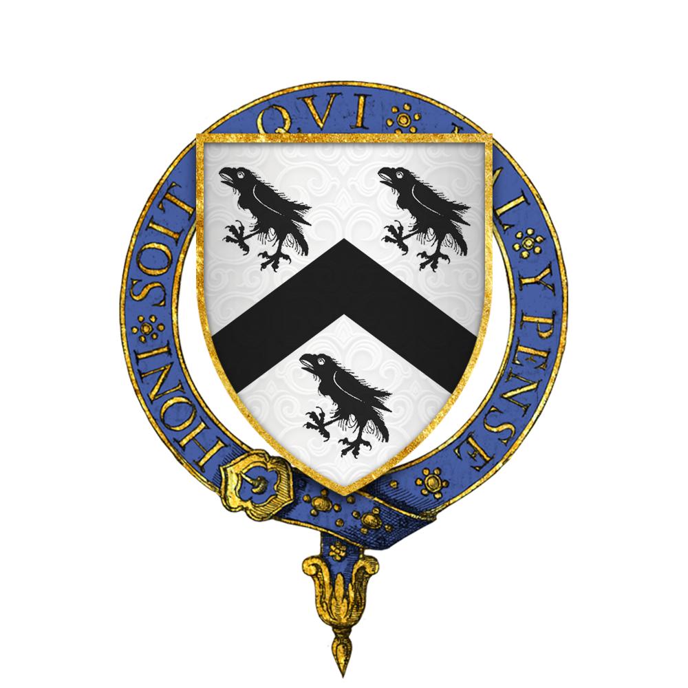 File Coat Of Arms Of Sir Rhys Ap Thomas Kg Png Military