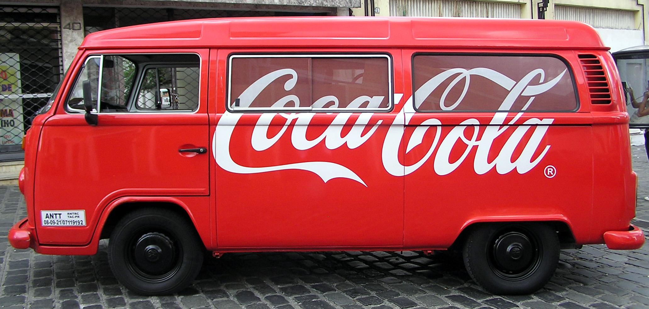 Publicité Coca-Cola – l'Amérique est merveilleuse