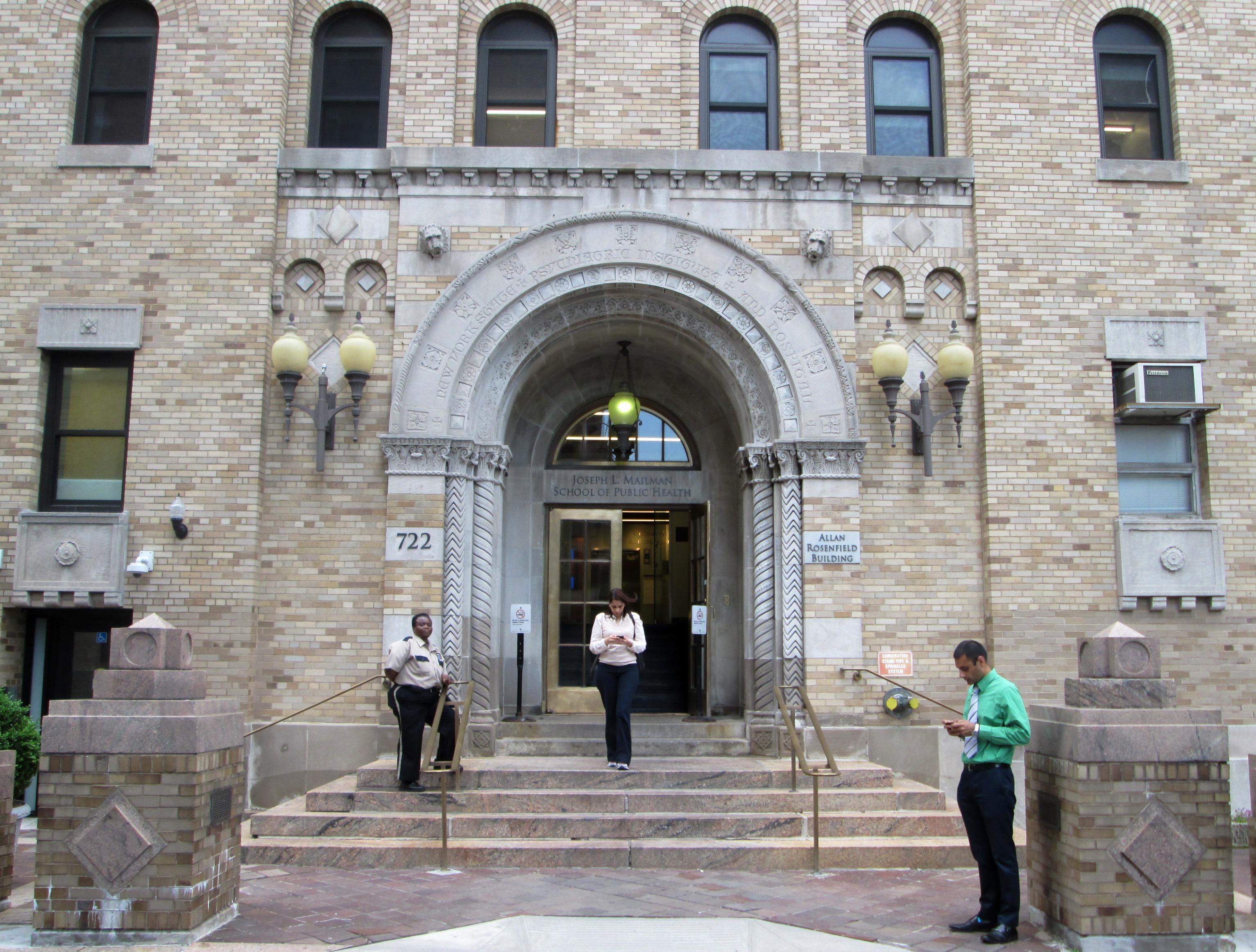 image of Columbia University Mailman School of Public Health