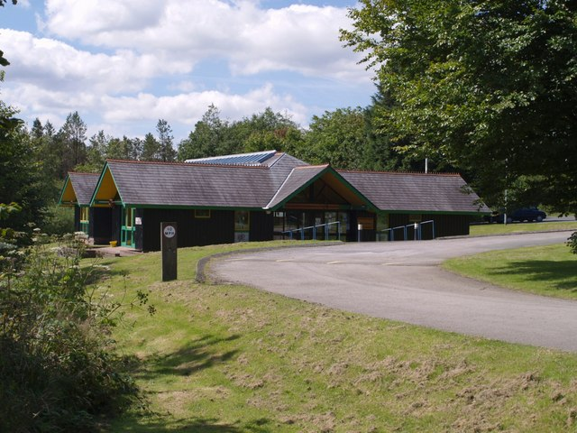 Cookworthy Forest Centre - geograph.org.uk - 513632