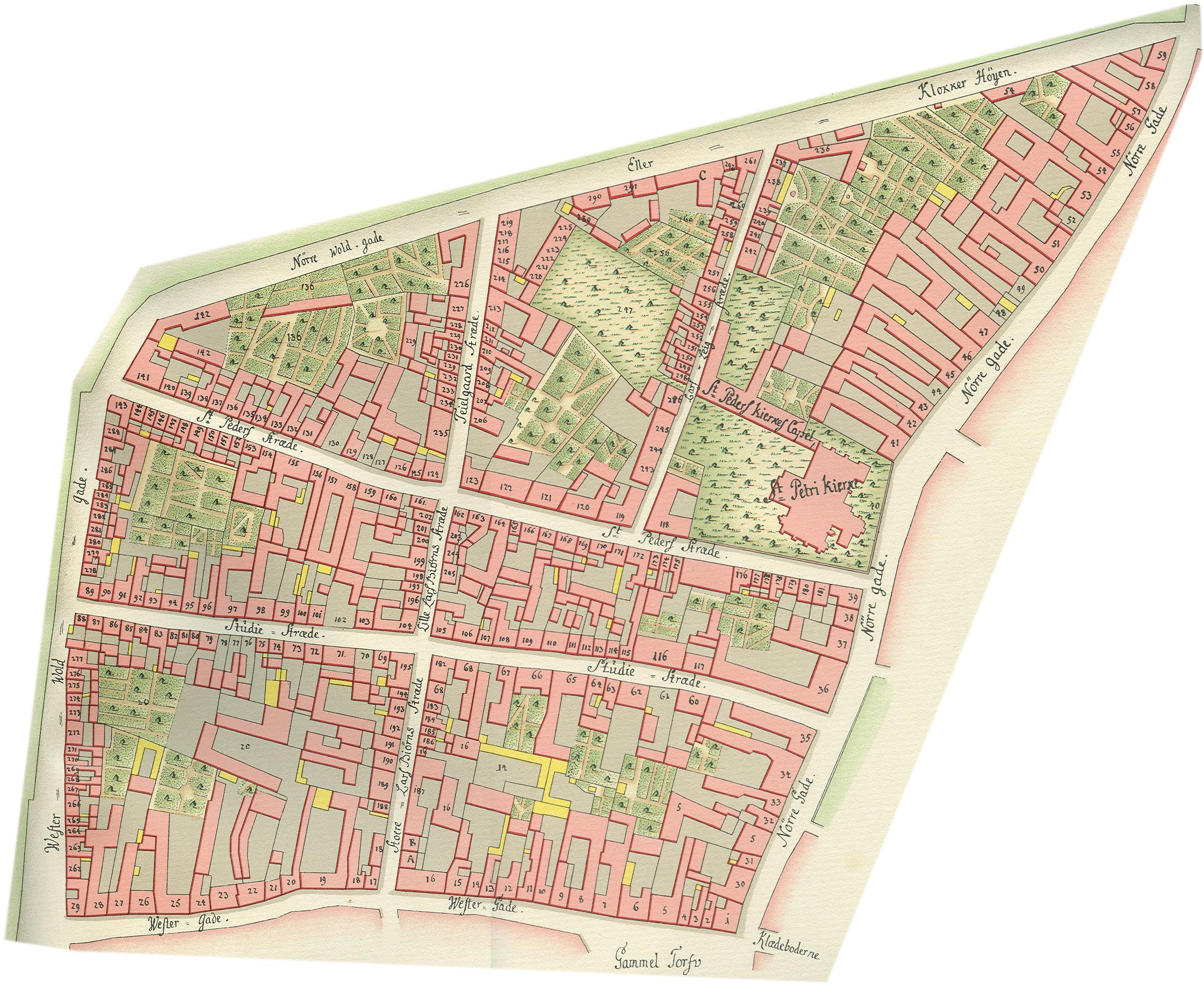 File Copenhagen Noerre Kvarter 1757 Jpg Wikimedia Commons