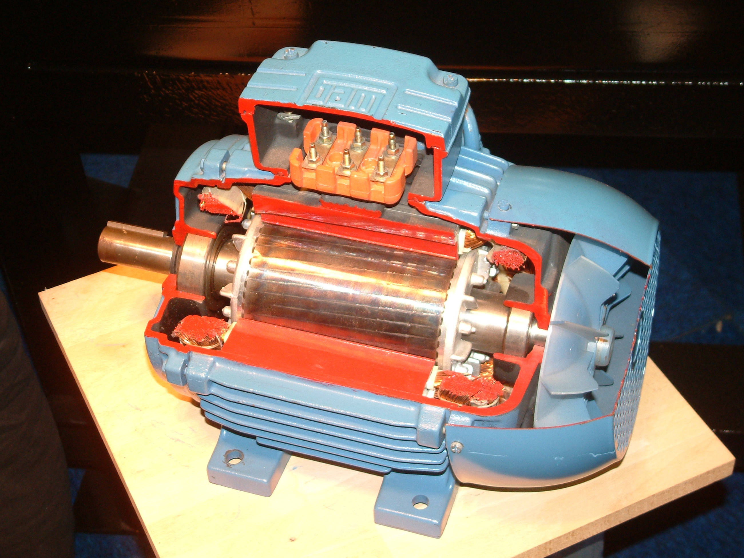 Ford To Create 5000 New Jobs By Building Plant In India Guess Why together with Node91 likewise File Cut Away version of an electric motor  1 additionally Arduino Joystick additionally File Stator Winding of a BLDC Motor. on dc motors how they work