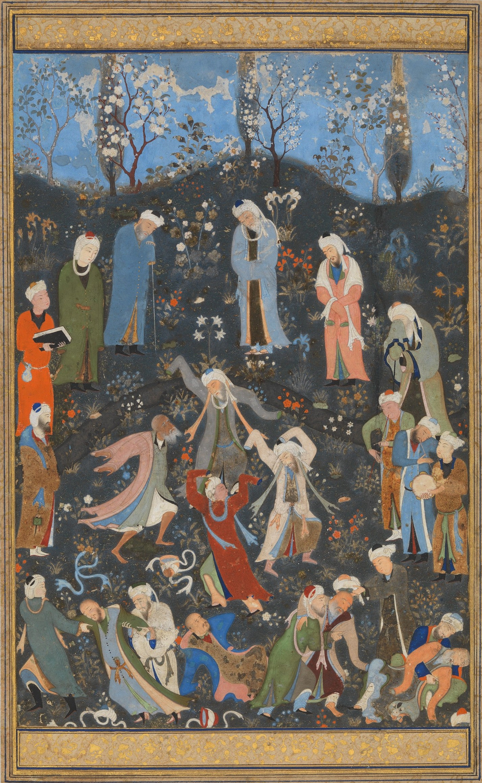 সুফি নৃত্য বা সেমা