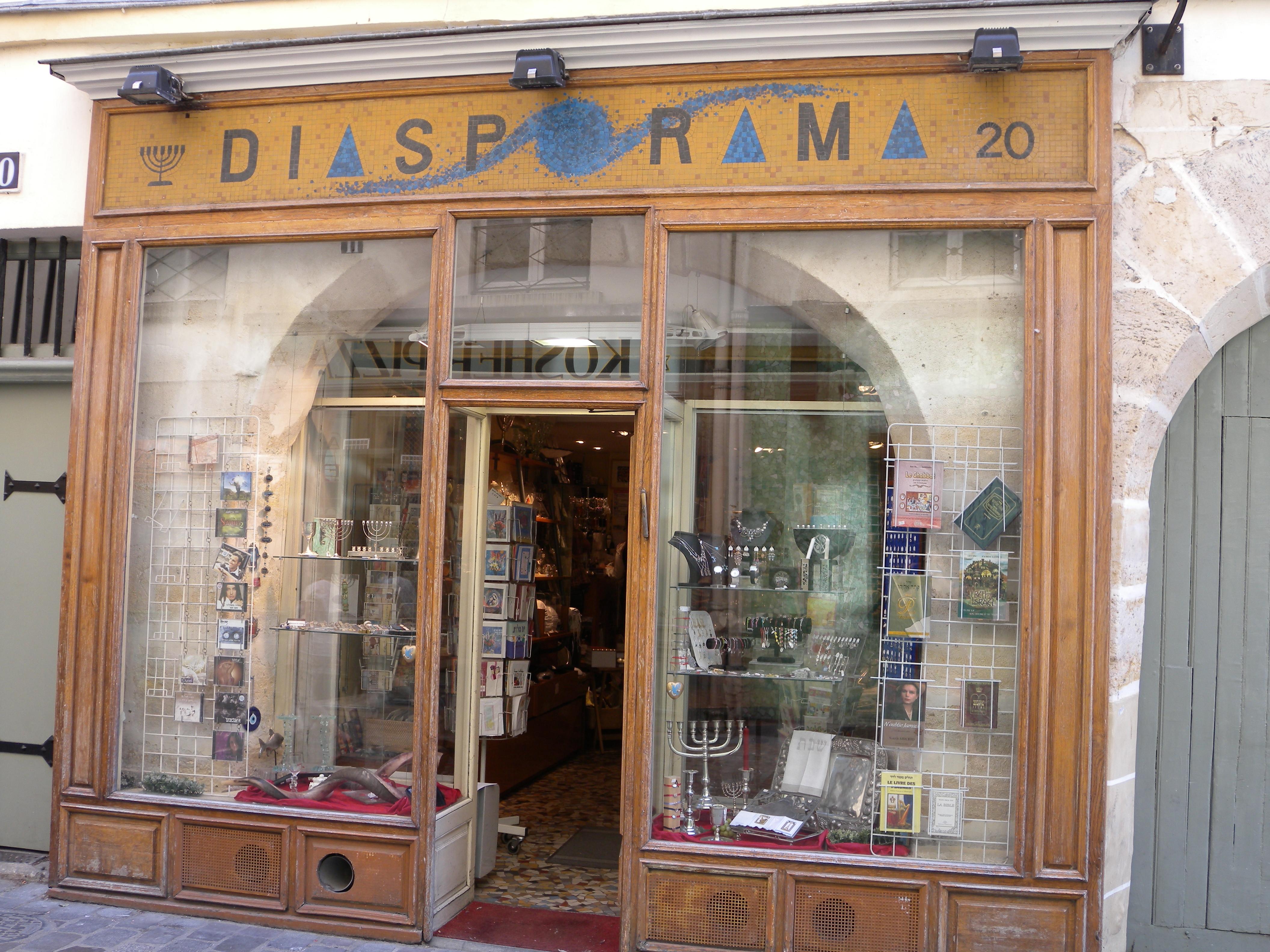 Diasporama