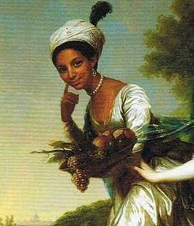 English: Dido Elizabeth Belle (1761-1804), det...