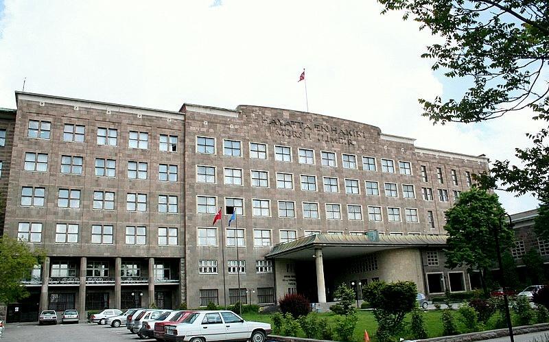 Dil ve Tarih Coğrafya Fakültesi Binası, Ankara