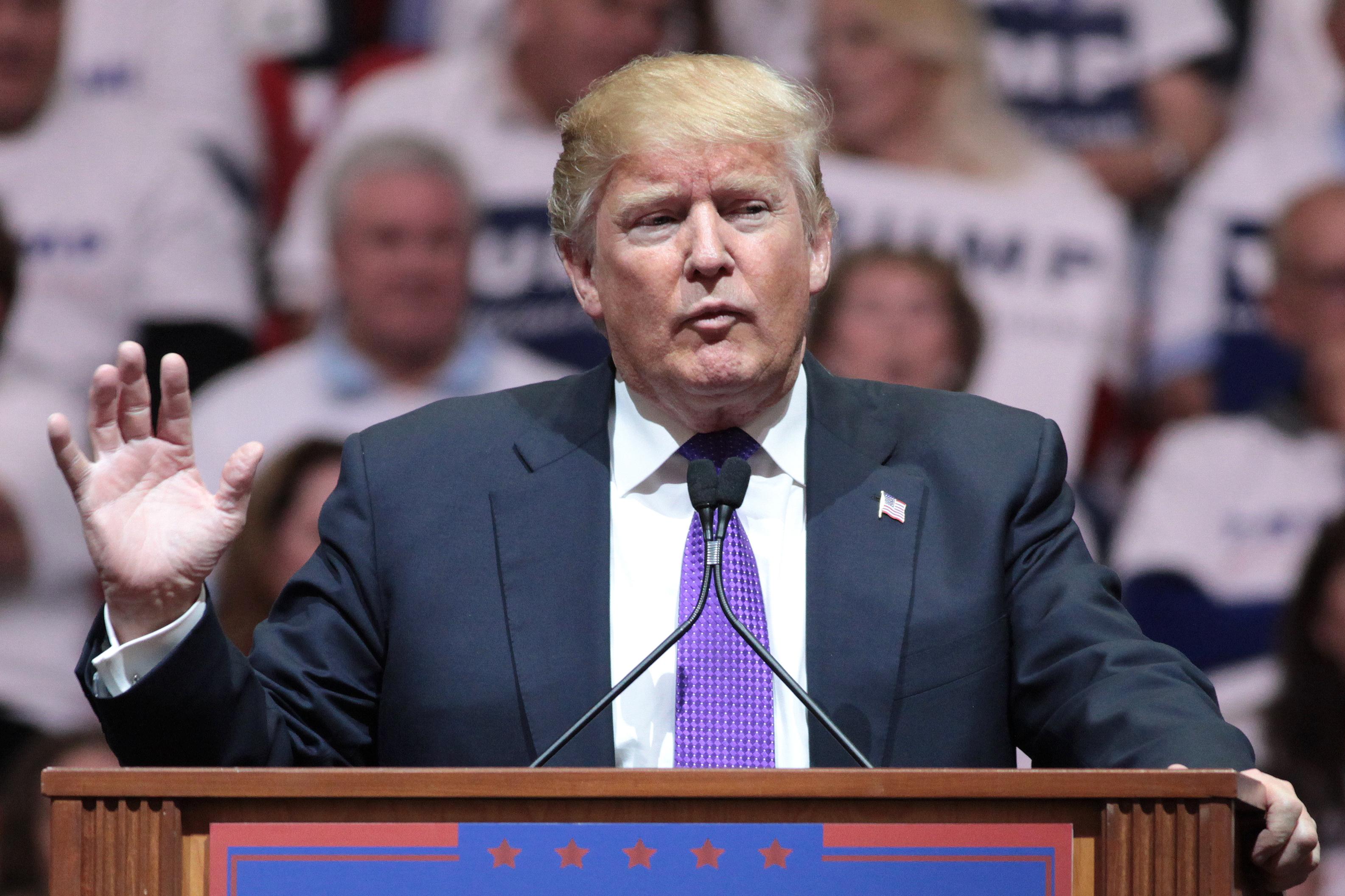 Donald Trump presidential campaign, 2000 - Wikipedia