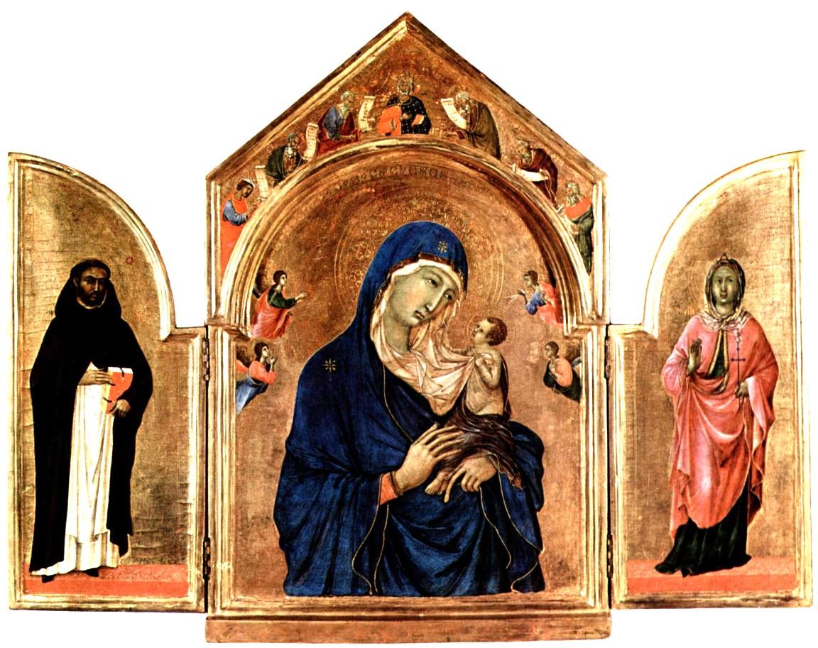 UNA TORTURA EN NARANJA Y AZUL - Página 6 Duccio_triptych_NatGalLon