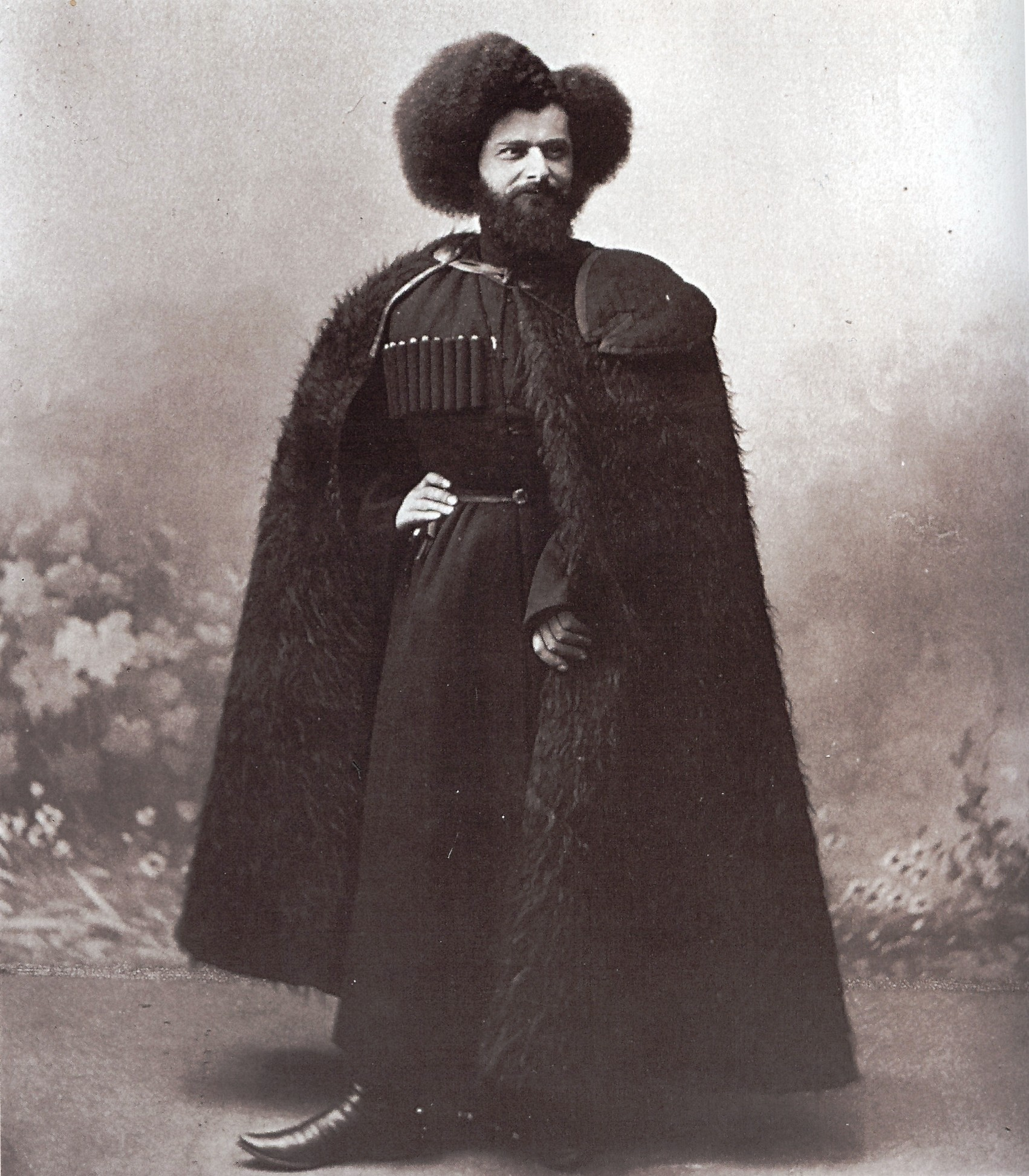Ongekend Boerka (Kaukasus) - Wikipedia BH-31